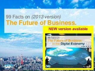 99 Facts on the Future of Business
