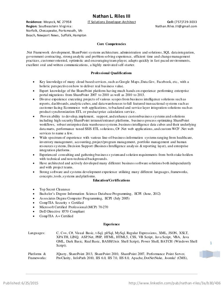 Fine Iis Web Server Administrator Resume Images - Example Business ...