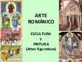 Arte Románico: Escultura y Pintura