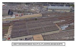 Cabot Yard Maintenance Facility - 5 of 7
