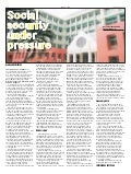 Article in Sunday Sun - January 8, 2017 - Social Security under Pressure