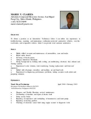 resume examples templates lube technician resume sample automotive technician resume examples automotive service technician free happytom