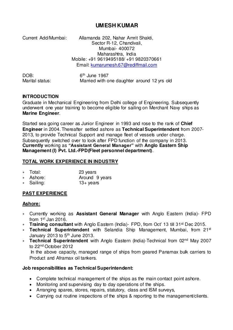 CV Umesh_ Kumar