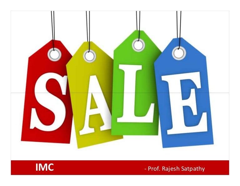 sales promotion sample