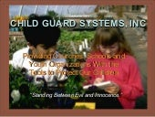 Child Guard Systems Revised