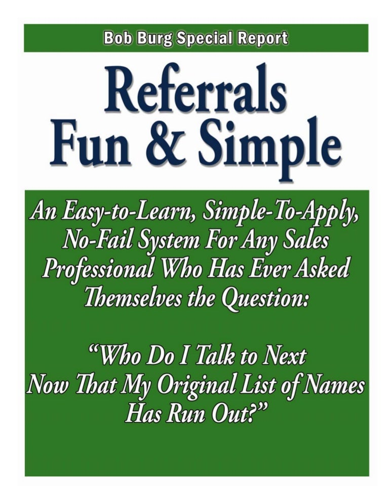 Referral quotes for business cards vatozozdevelopment referral quotes for business cards endless referrals system reheart Choice Image