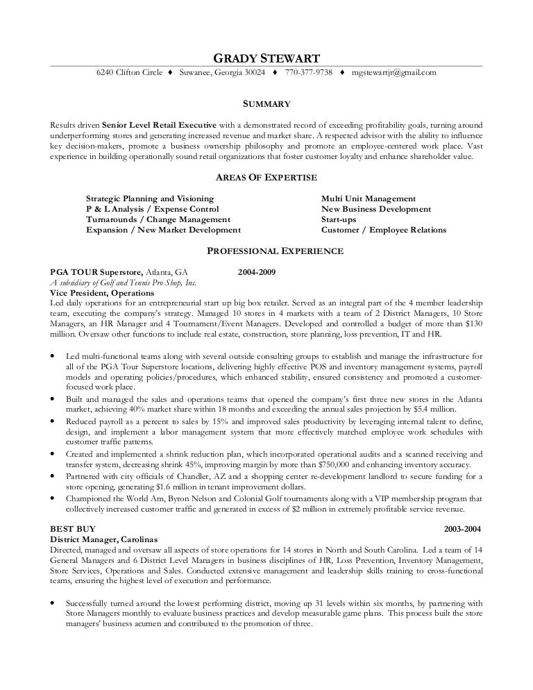 District Manager Resume Cover Letter Samples For Resumes