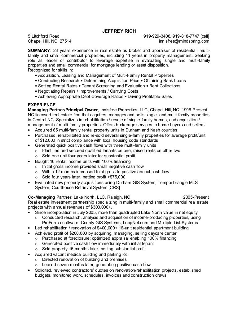 equity research analyst resume samples