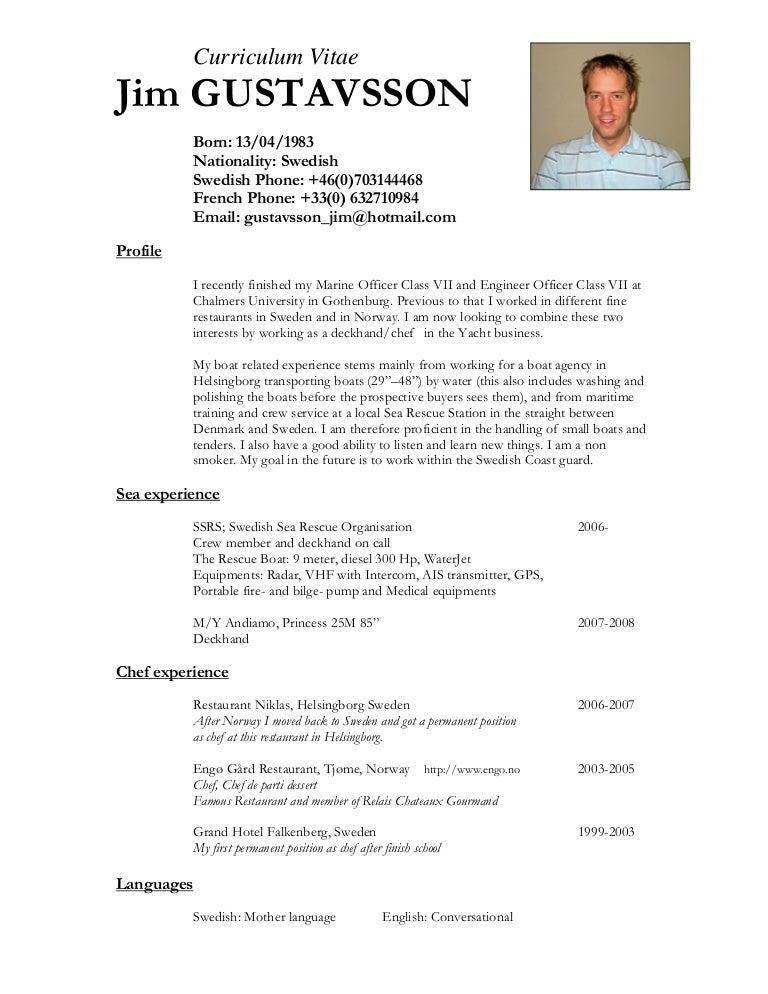 Jimgustavsson Cv Eng 2 Page