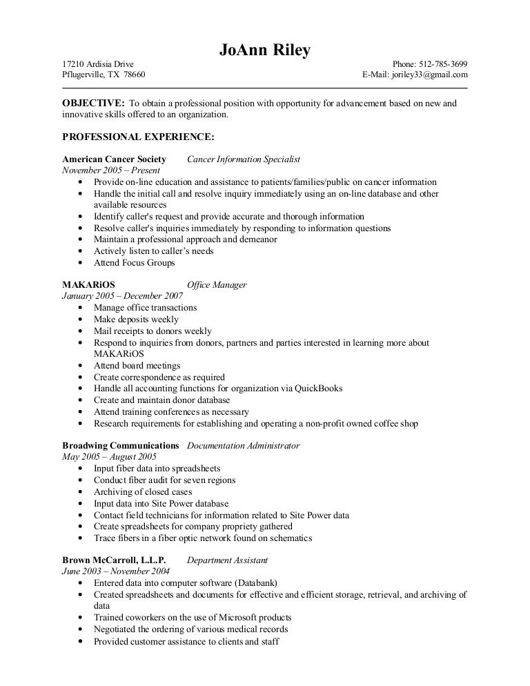 Resume For Maintenance Worker Www Inspirenow  Cafeteria Worker Resume