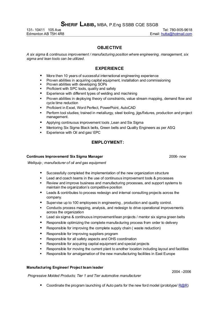 sherif labib resume