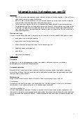 Weweler Solliciatie Informatie