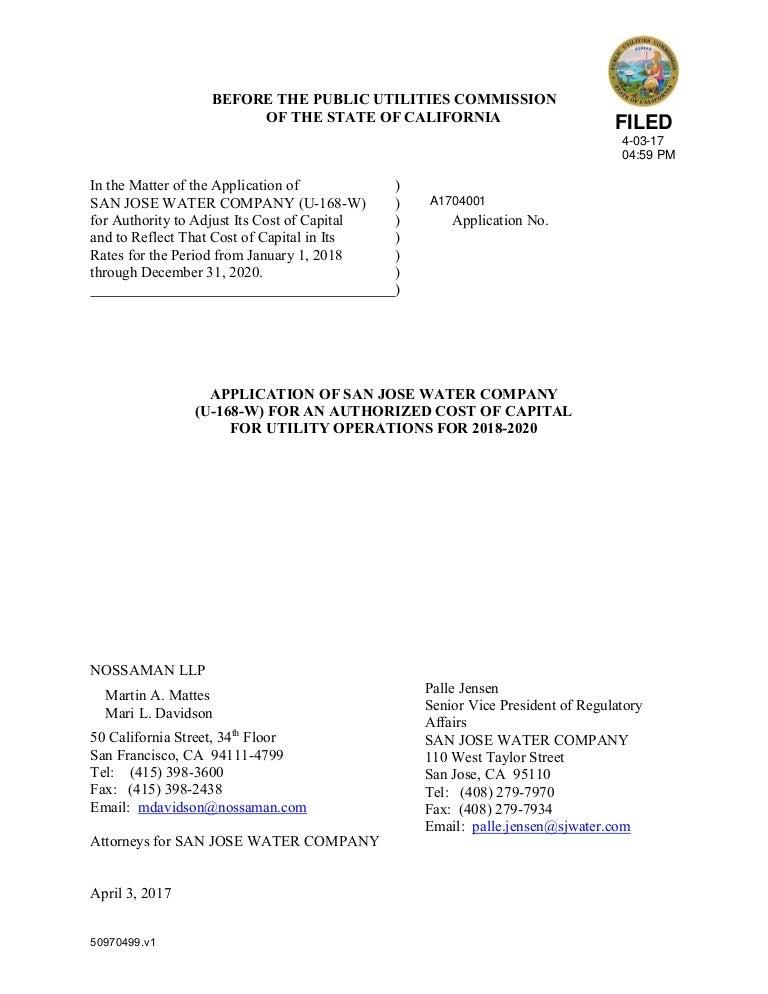 0f1c8edbe7 SJWC A.17 04-001 endorsed application