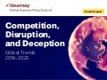 A.T. Kearney Global Trends 2018–2023: Competition, Disruption, and Deception