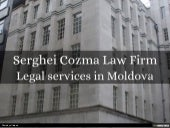 Serghei Cozma Law Firm