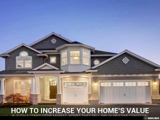 How to Increase Your Home's Value by LeafFilter