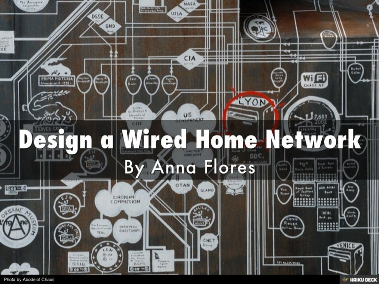 Stunning Wired Home Network Design Pictures - Decorating Design ...