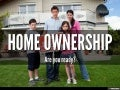 Home Ownership are you ready?