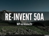 Re-Invent 50A