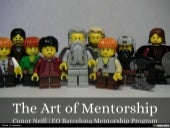 The Art of Mentorship