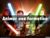 Animer une formation : les bases