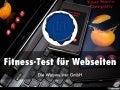 Fitness-Test für Webseiten