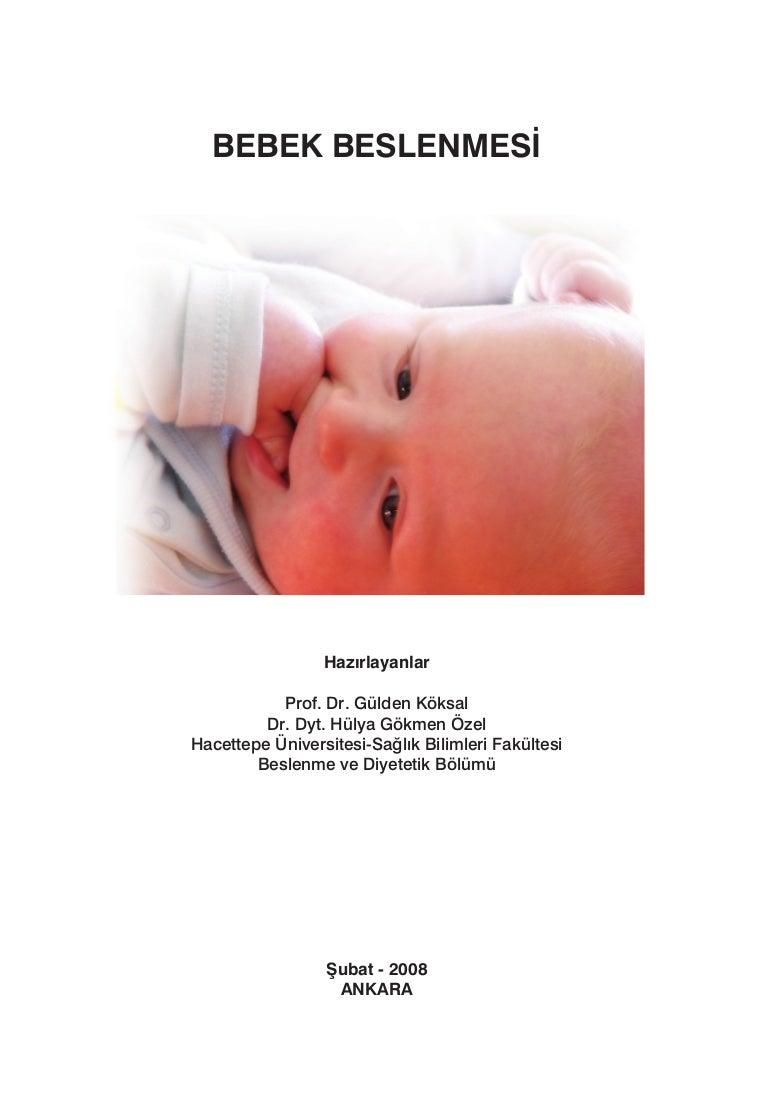 Bebek maması için karaciğer hazırlığı