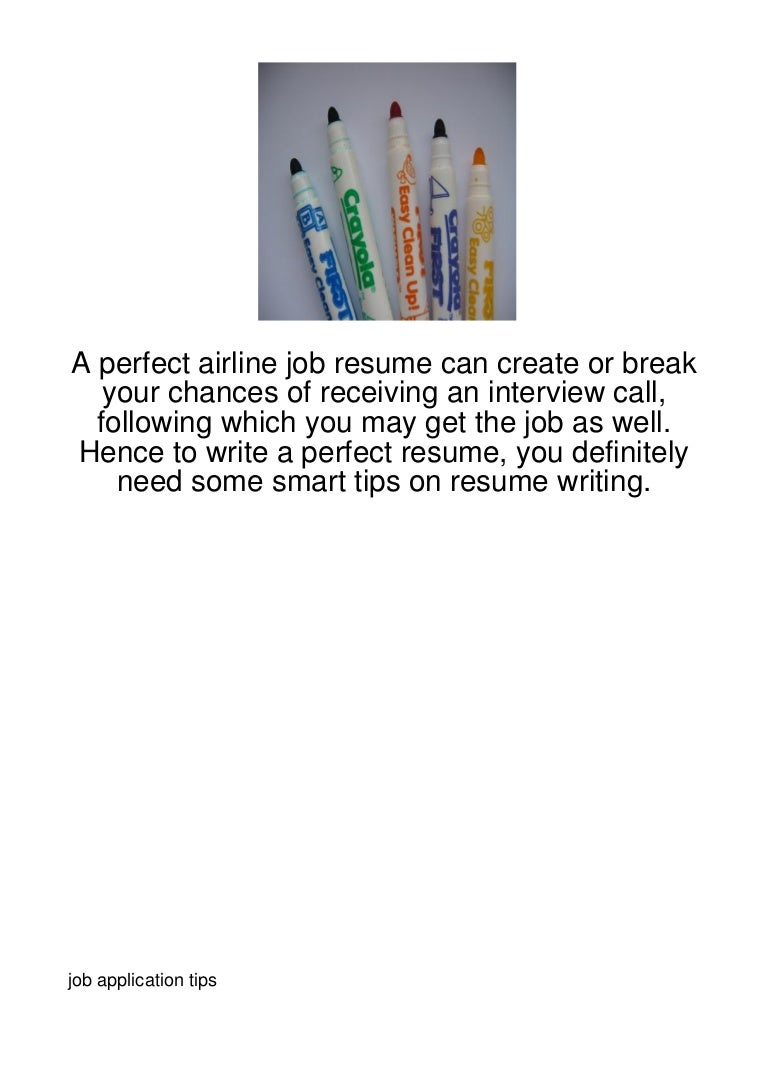 How To Make A Perfect Resume Example | Example Resume And Resume .