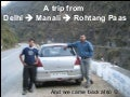A Trip From Delhi To Manali To Rohtang Paas