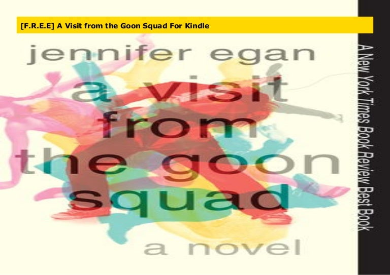 a visit from the goon squad free ebook