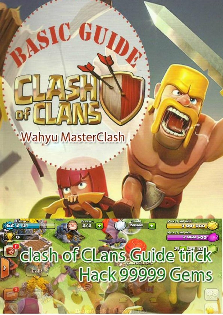 The Only Clash of Clans Hack Tool You Will Ever Need