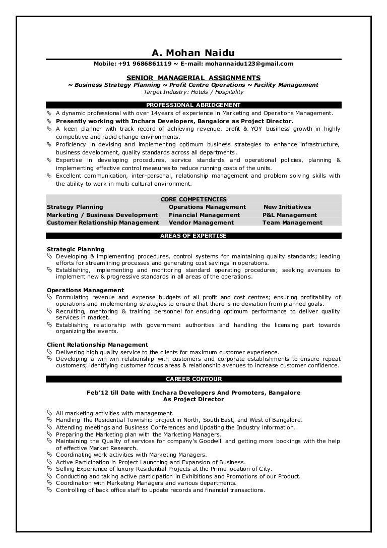 Mohan Resume   (1)