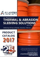 ATLANTEX RT12800-20-25 STS Reflect-Therm STS Sewn Reflective Sleeving 3//4 x 25 3//4 x 25/'
