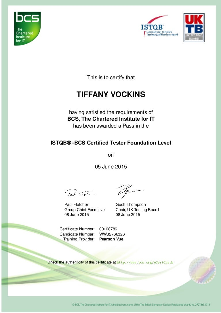 Certified tester foundation level istqb xflitez Images