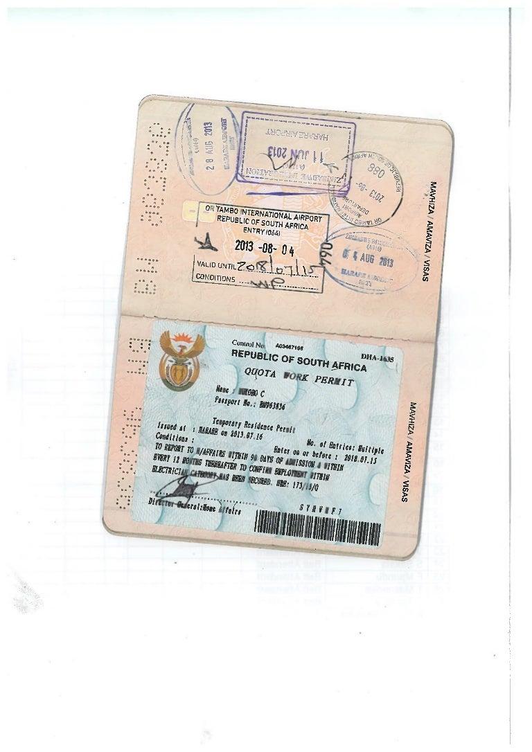 south africa work permit.PDF