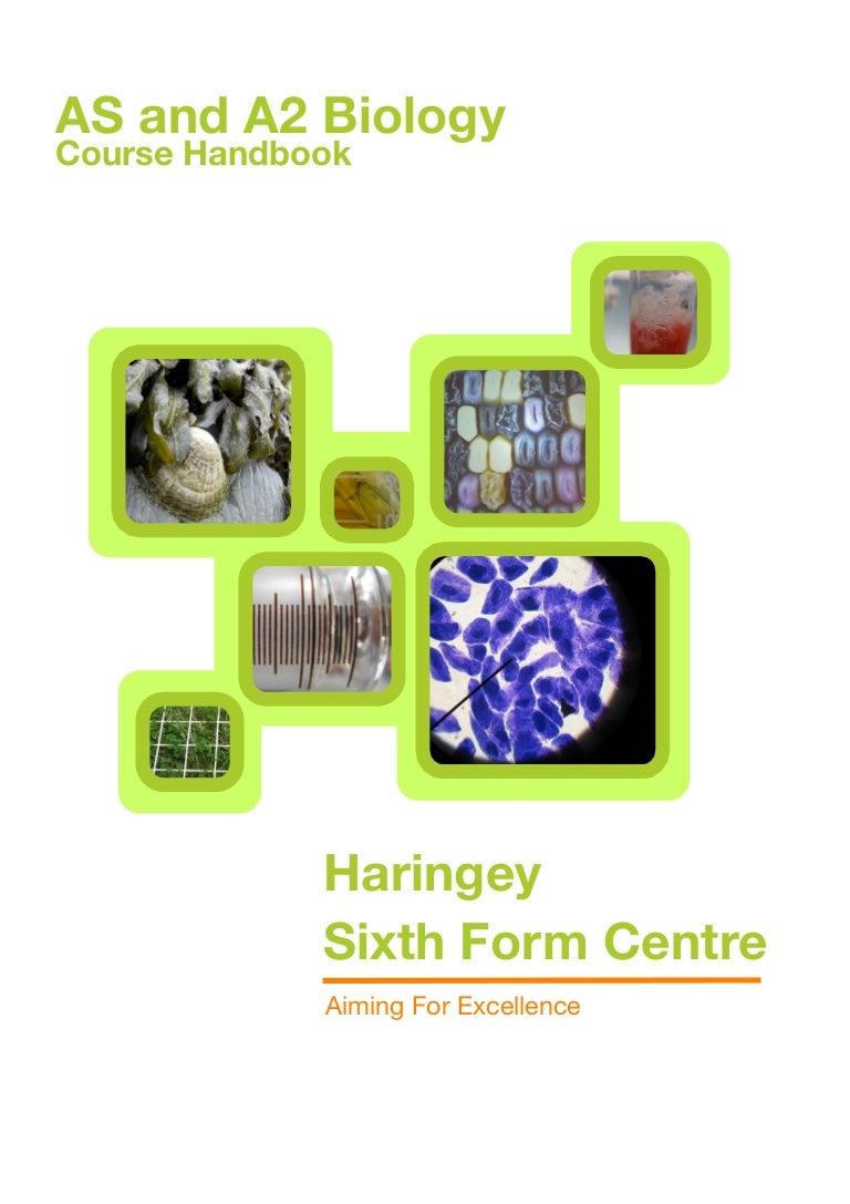 a and as course handbook