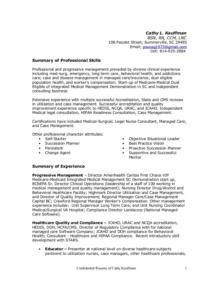 Best Hospice Management Resume Ideas  Best Resume Examples For