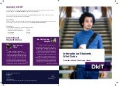 Dundalk Institute of Technology International Student Guide by Study Metro