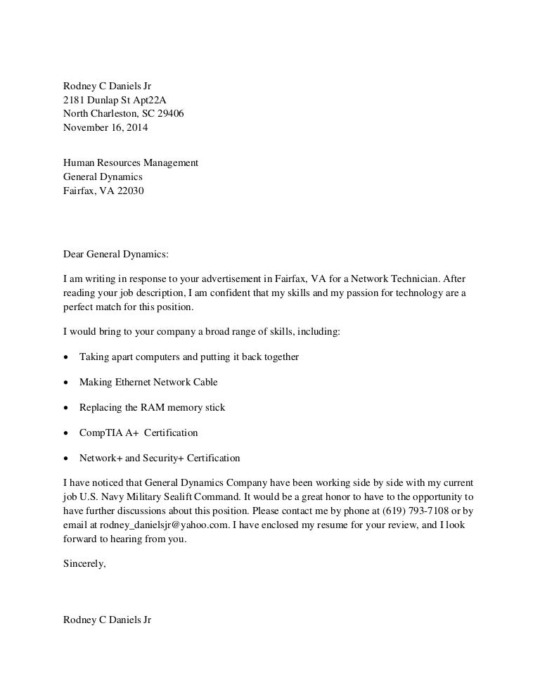 Resume cover letter in response to technical position ad thecheapjerseys Images