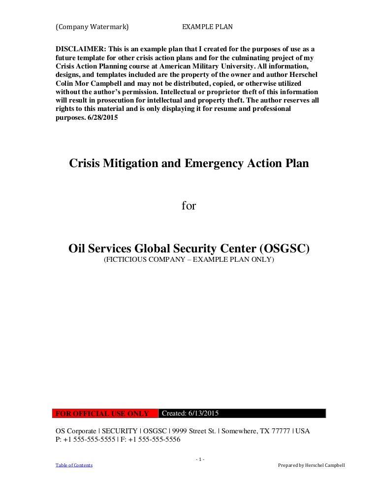 Emergency Care Plan Template from cdn.slidesharecdn.com