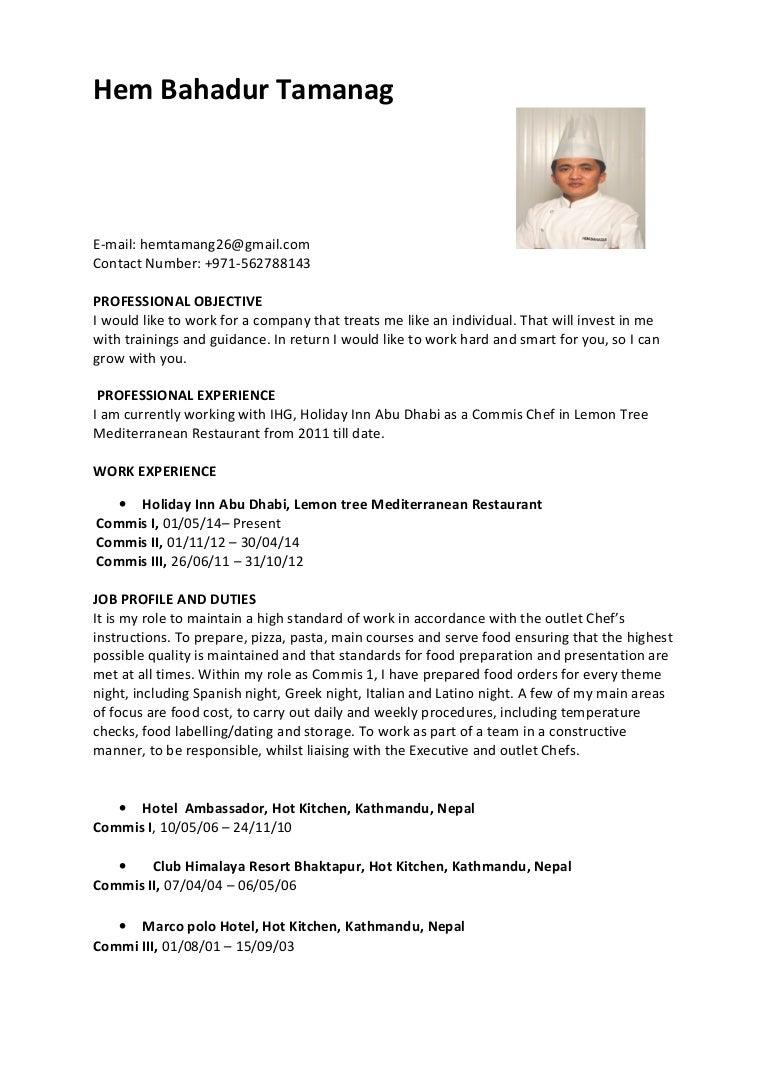 Hem Bahadur CV 2016 (1)