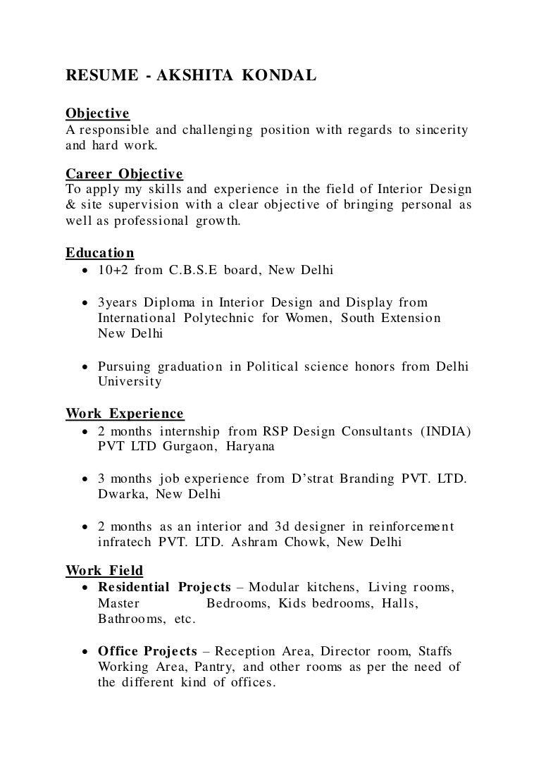 Jobs For Interior Designer South Delhi - Somurich com
