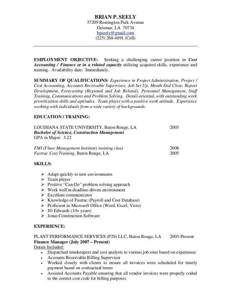 brian u0026 39 s resume 02 23 16