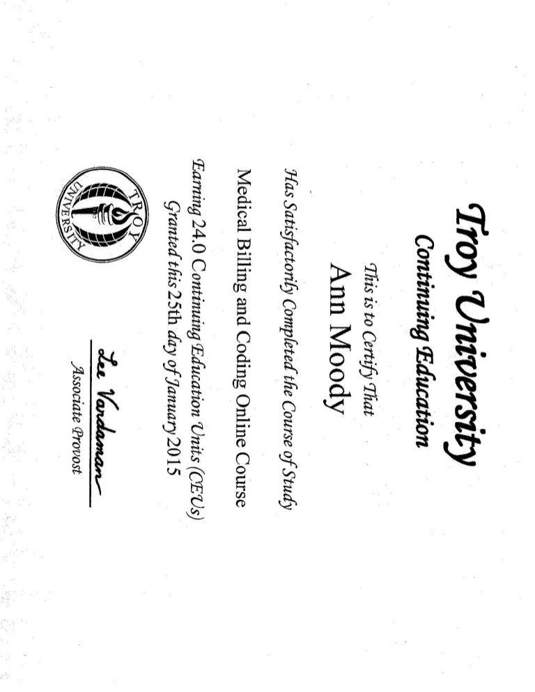 coding billing medical certificate slideshare upcoming