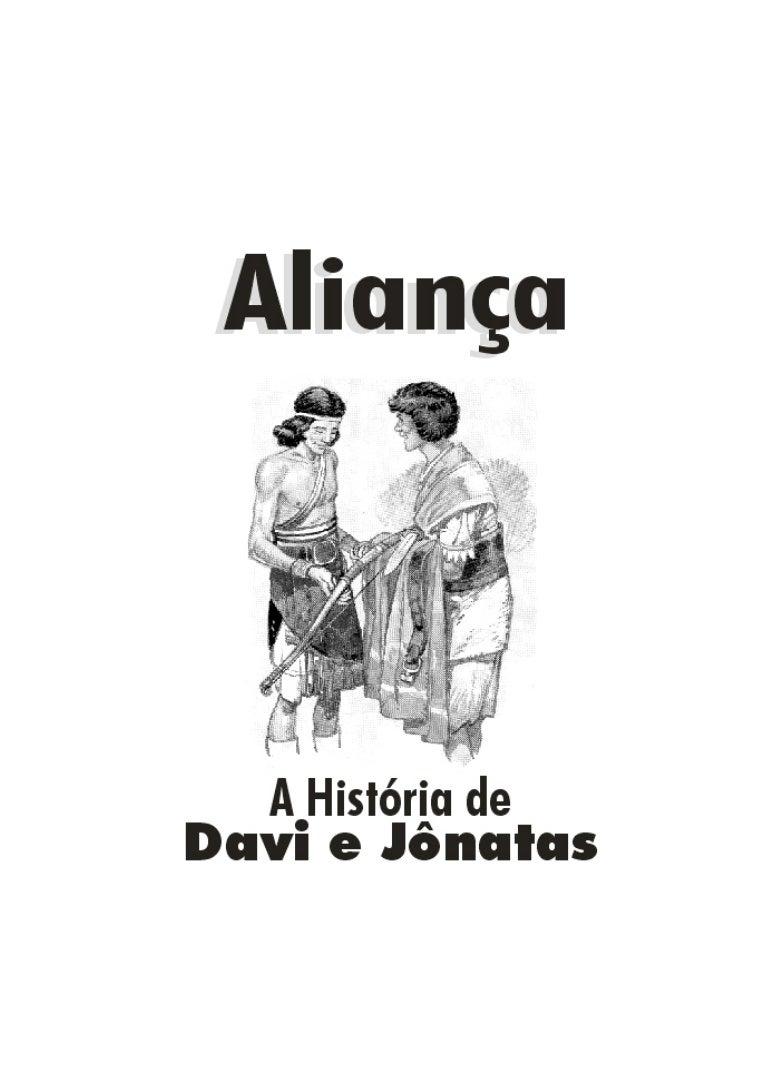 A Alianca De Davi E Jonatas Baxter
