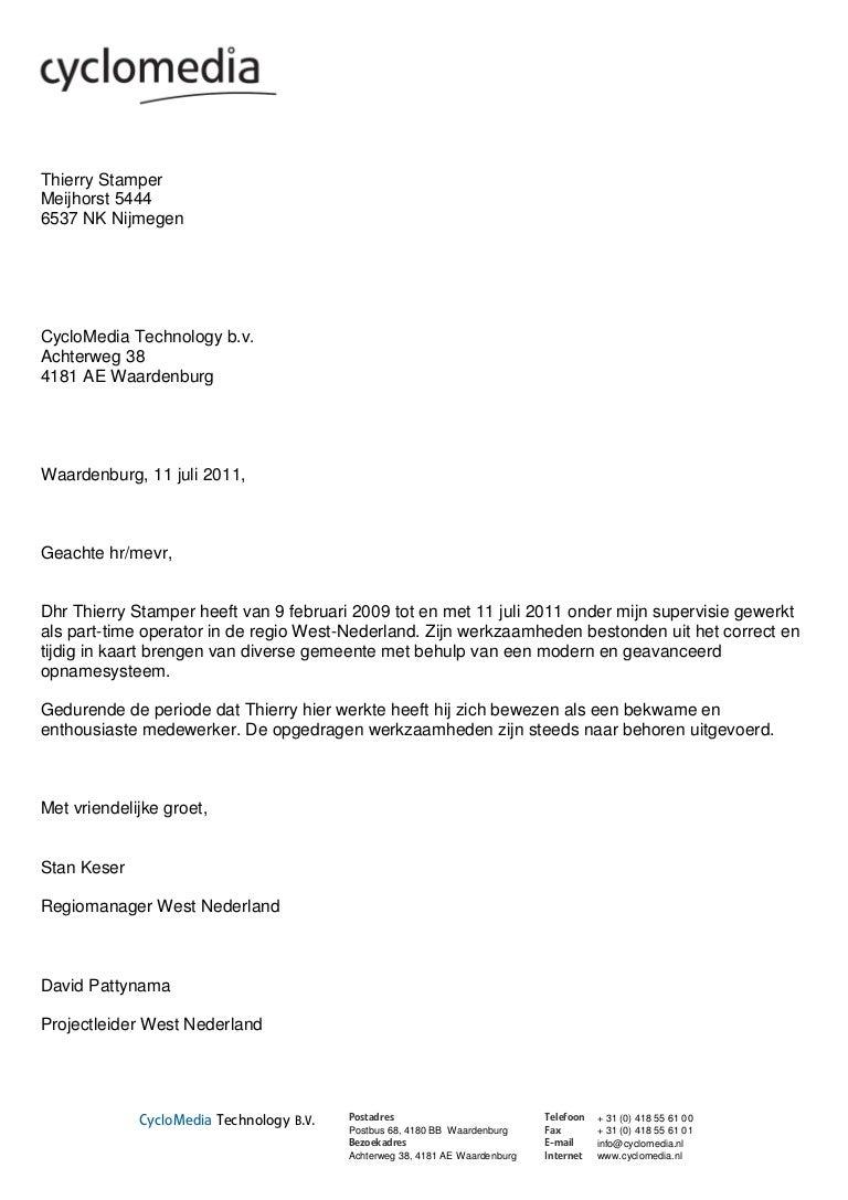 aanbevelingsbrief student voorbeeld Aanbevelingsbrief Voorbeeld Student | hetmakershuis