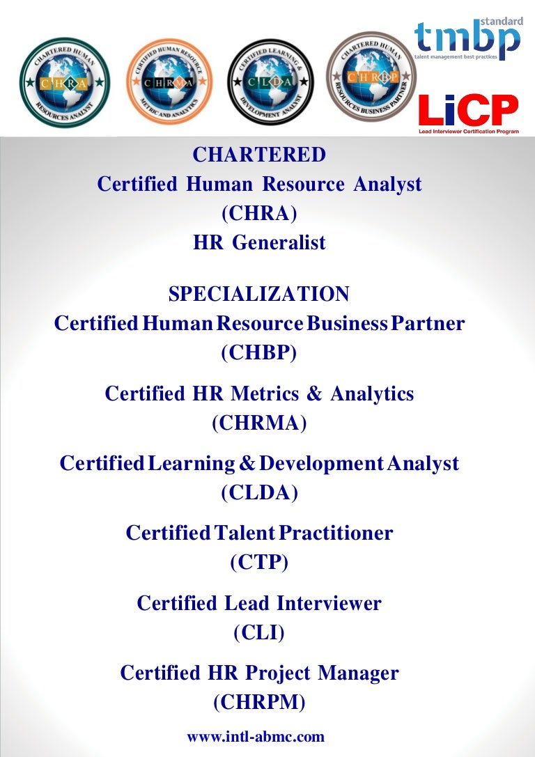 Gafm global academy of finance management hr certification progra 1betcityfo Image collections