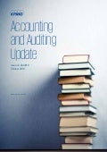 Accounting and Auditing Update - October 2016