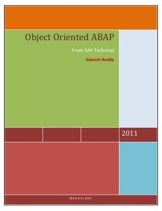 Abap object-oriented-programming-tutorials