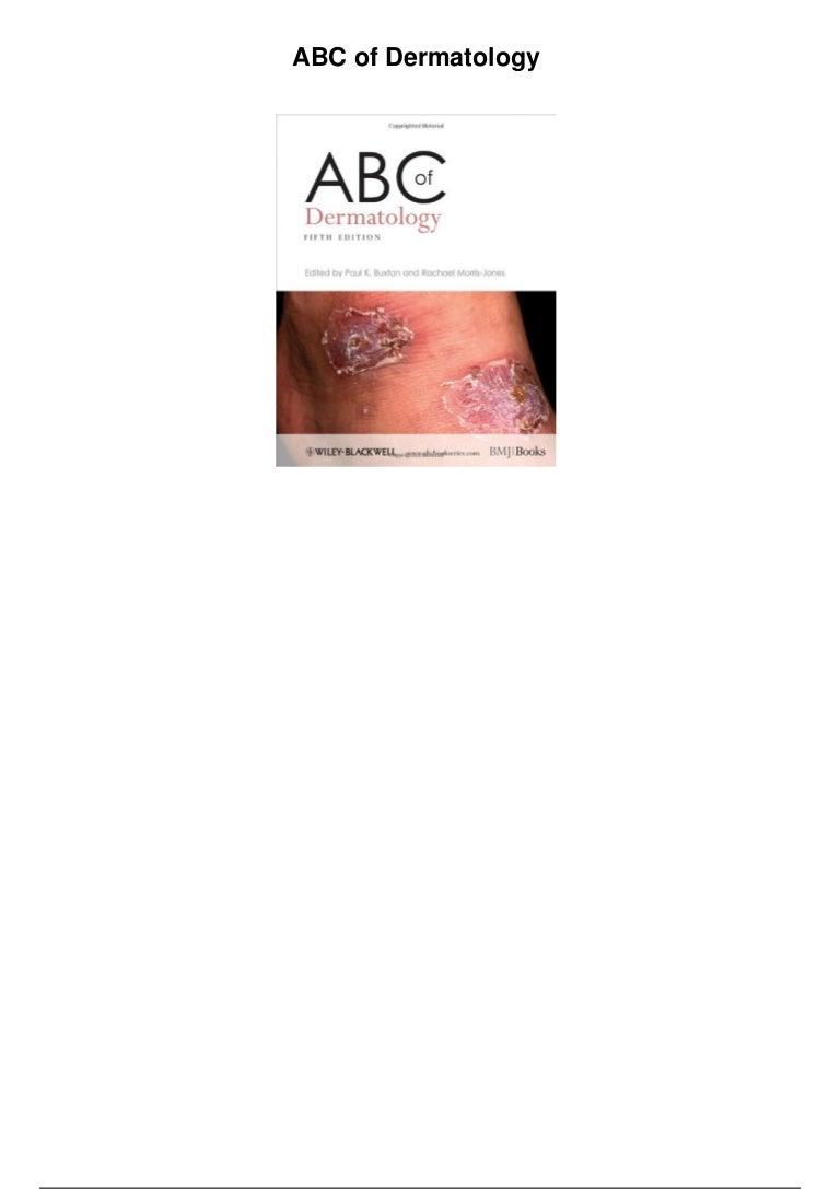 Abc of dermatology pdf download
